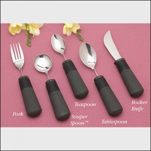 Good Grips® Weighted Utensils