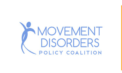 movement disorders policy coalition logo