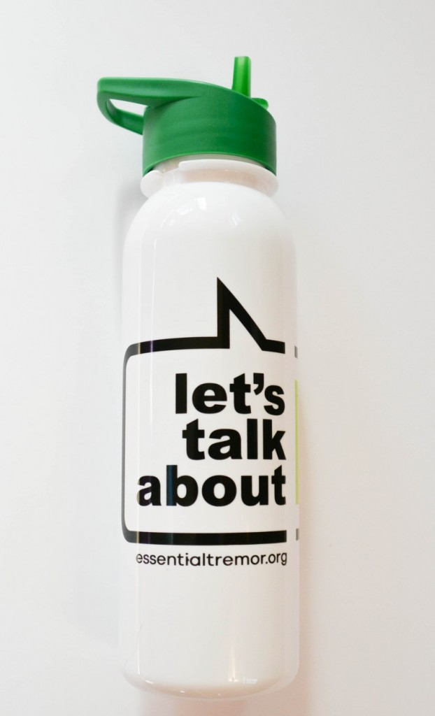 photo of 2021 NETA Month Water Bottle