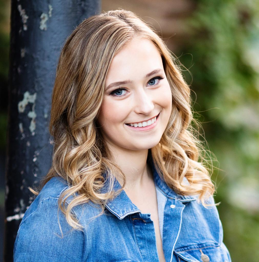 Photo of Megan McFadden scholarship winner