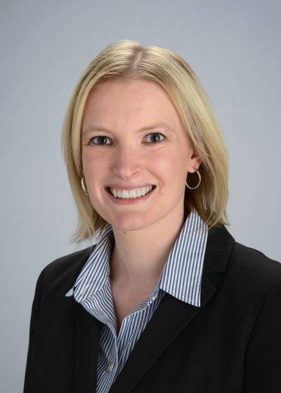 photo of Kelsey Sewell, psychologist, ku